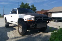 Skyshadow 1997 Dodge Dakota Extended Cab