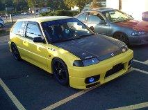 YellowIceDragon's 1991 Honda Civic