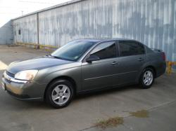 Nationwide_Ryder 2005 Chevrolet Malibu