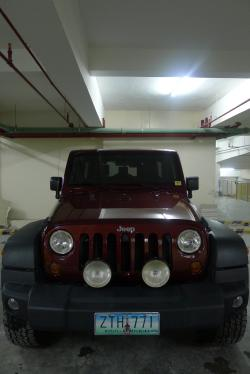 2009 Jeep Rubicon Unlimited