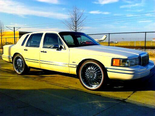 Another Impala22s 1994 Lincoln Town Car post... - 15304757