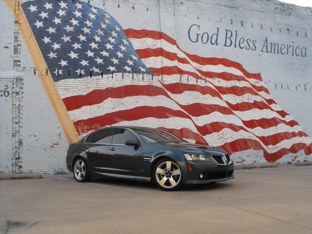 Another hivoltagedriver 2009 Pontiac G8 post... - 15305005