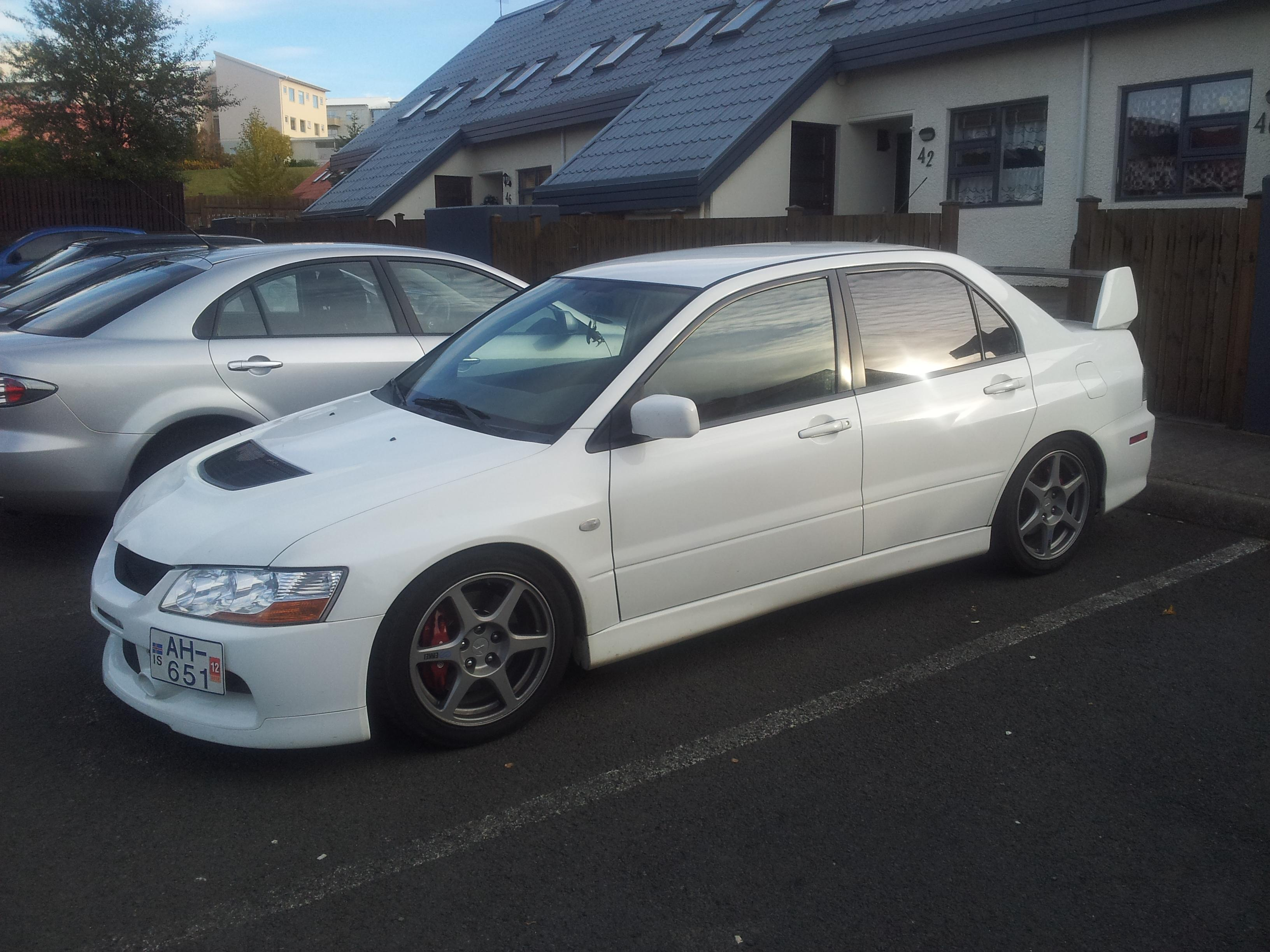 Another ZiGGijE 2007 Mitsubishi Lancer post... - 15305046