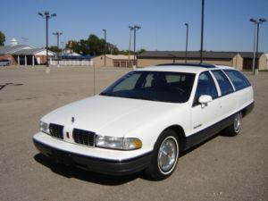 mcavoy1995's 1992 Oldsmobile Custom Cruiser