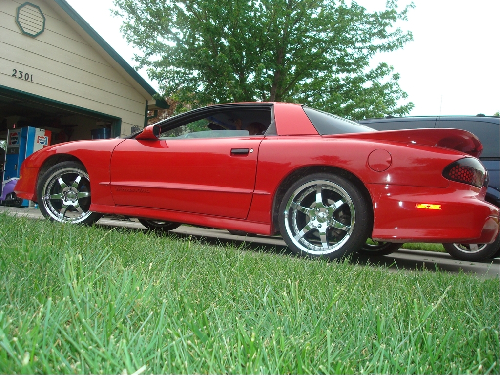 Another dick1995 1994 Pontiac Trans Am post... - 15306344