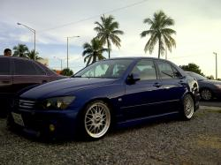 Tito-TRD's 2001 Lexus IS