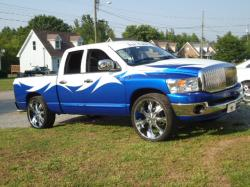 ICECOLDCOWBOYs 2006 Dodge Ram 1500 Quad Cab