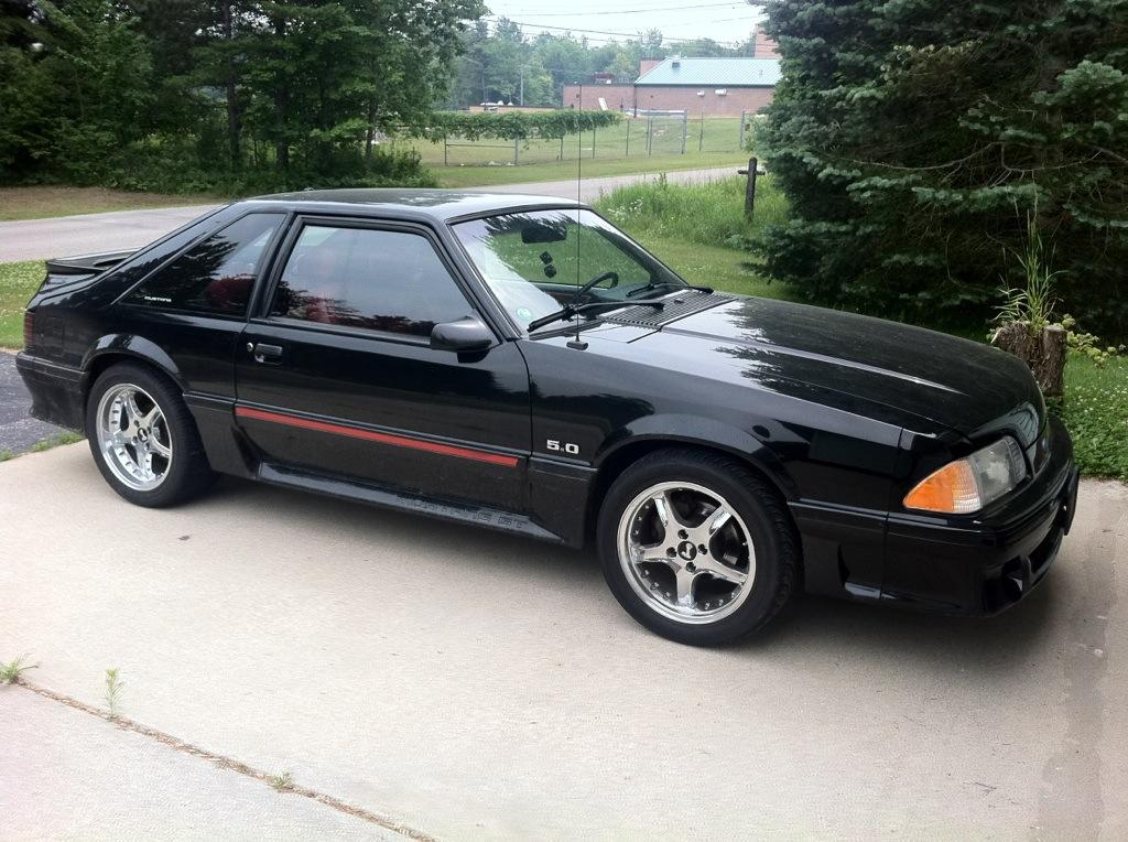 smitty09 1988 ford mustang specs photos modification info at cardomain. Black Bedroom Furniture Sets. Home Design Ideas