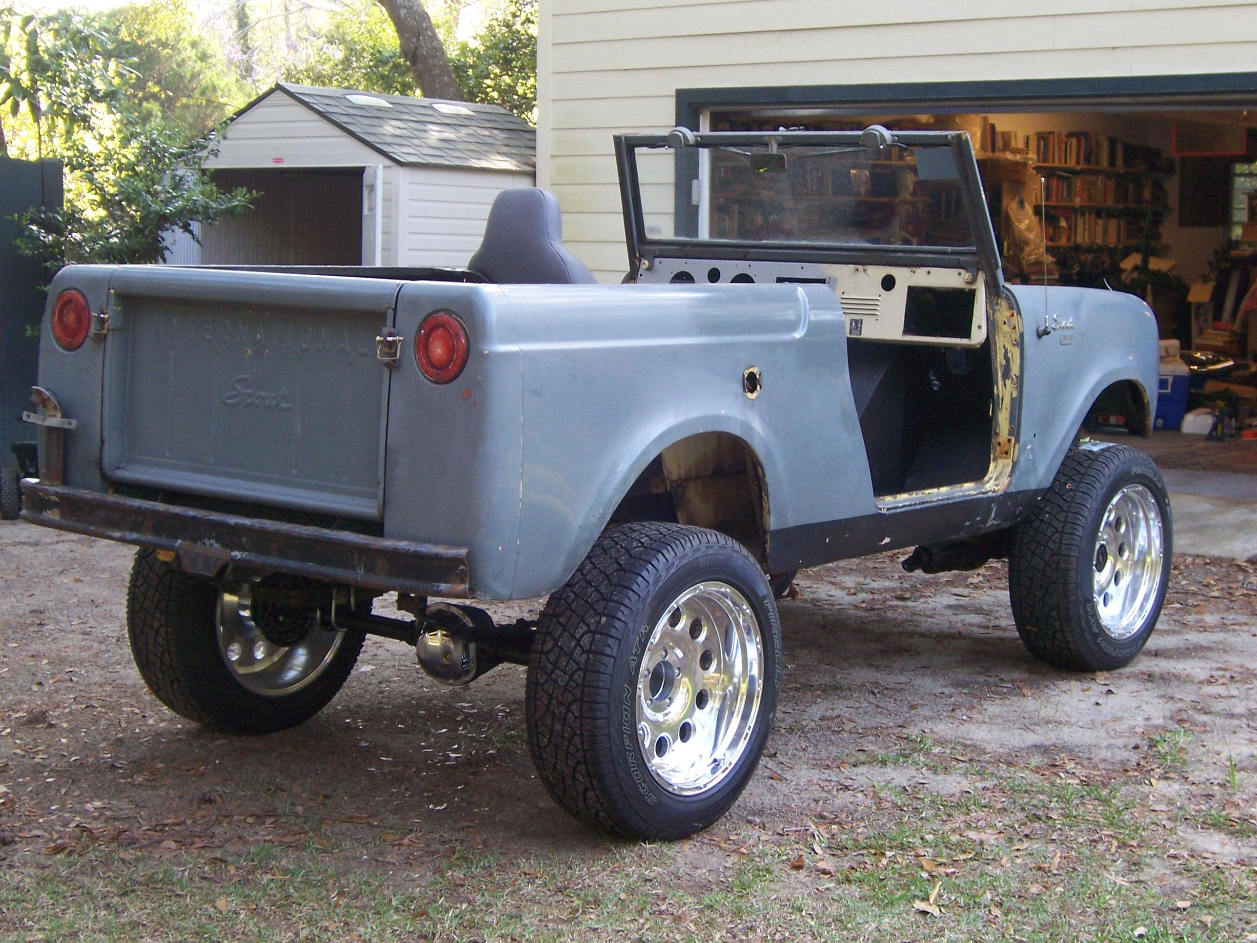 Another 843sdimeon22s 1964 International Scout post... - 15308208