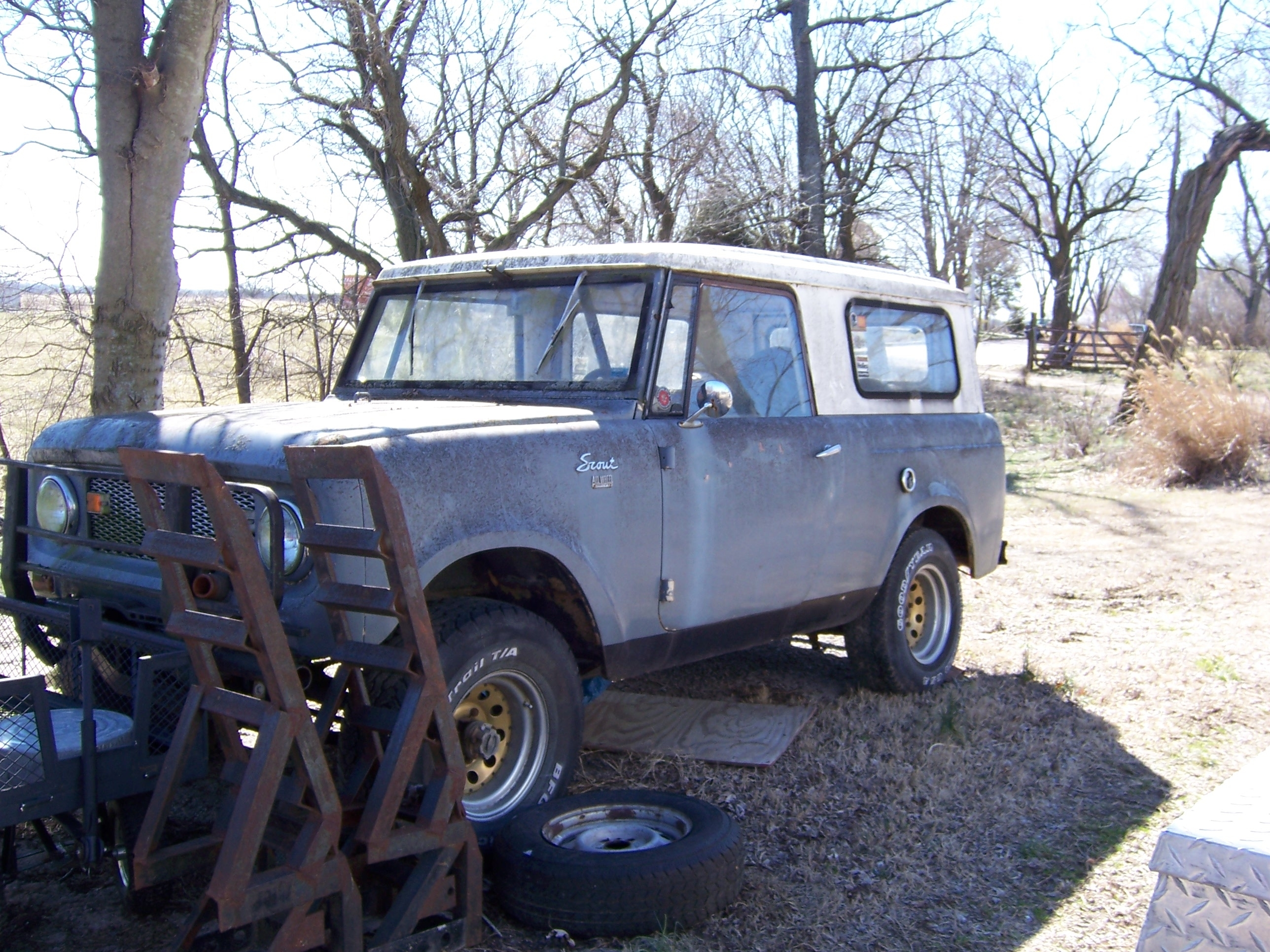 Another 843sdimeon22s 1964 International Scout post... - 15308210