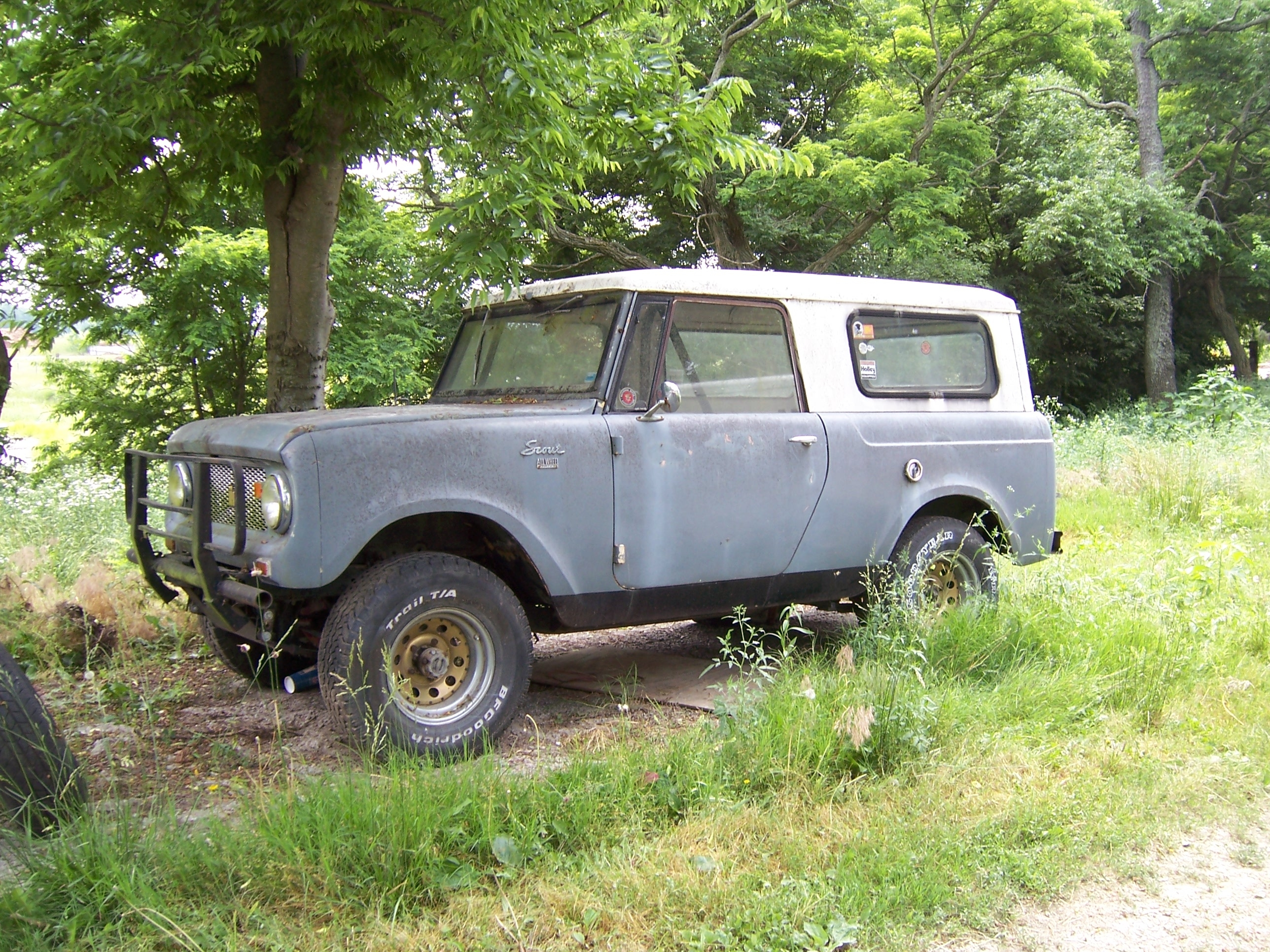 Another 843sdimeon22s 1964 International Scout post... - 15308211
