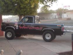 vacashca 1985 Dodge Power Ram