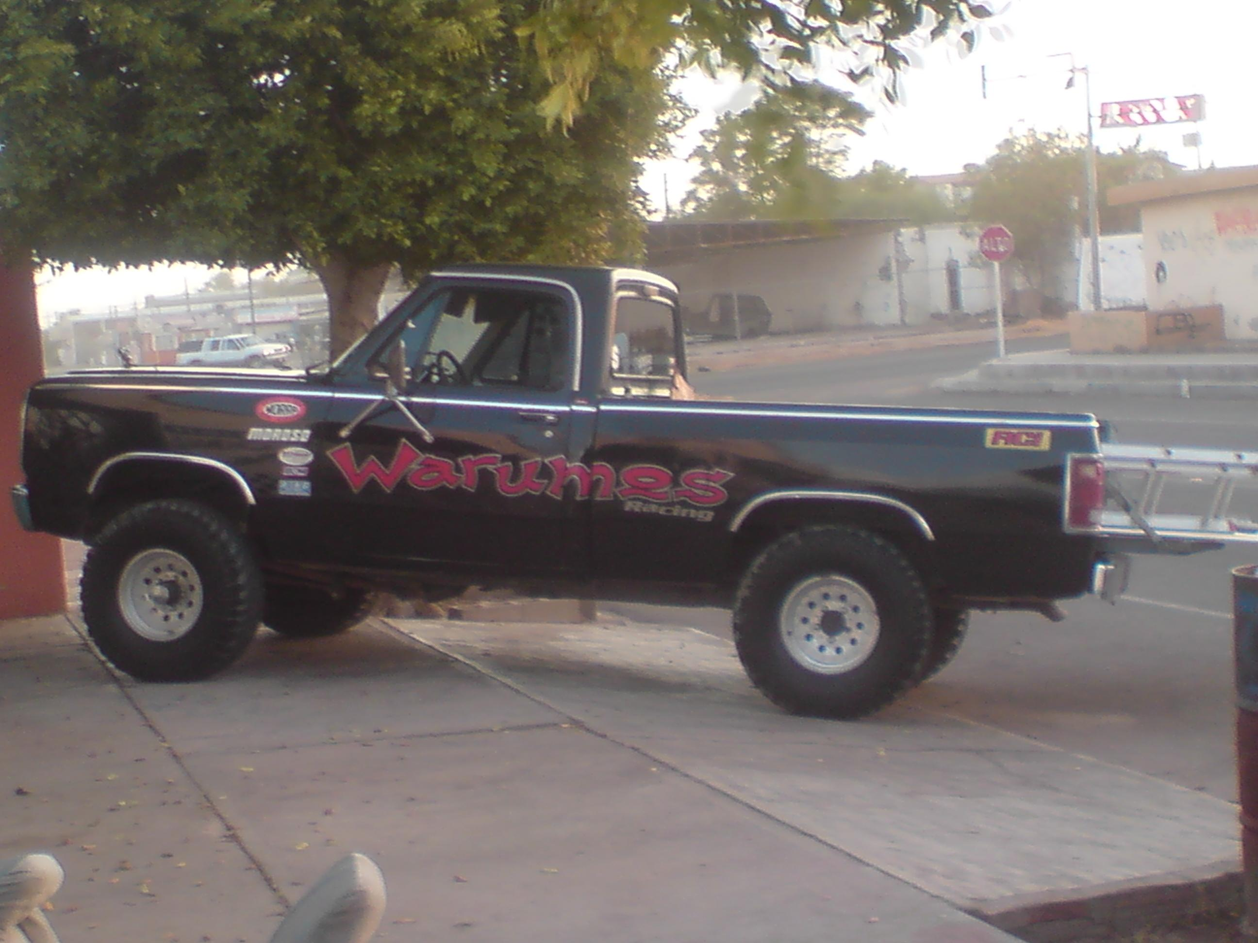 1985 Dodge Power Ram