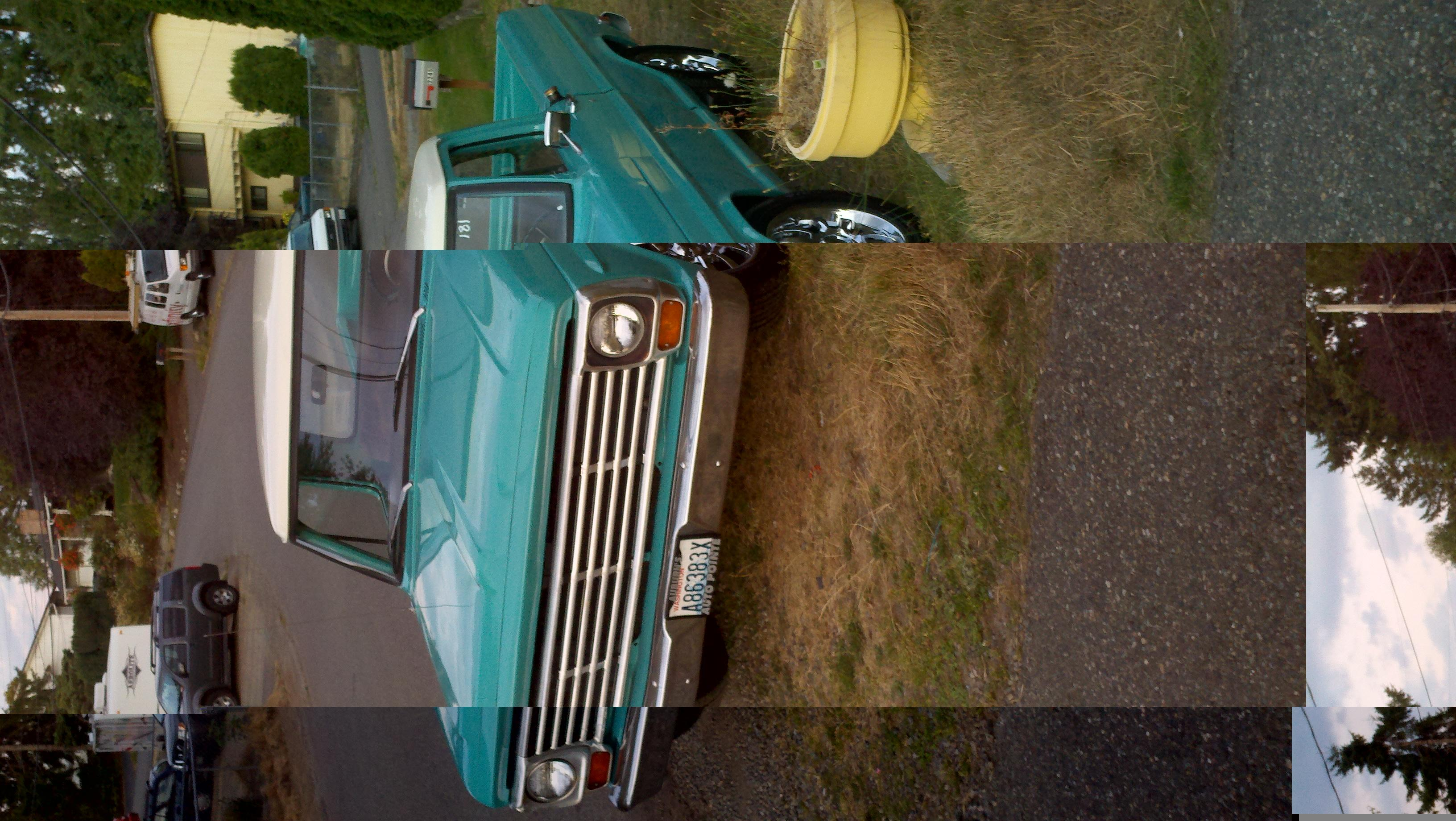 Another KTHAUTOWRECKING 1968 Ford F-1 post... - 15309199