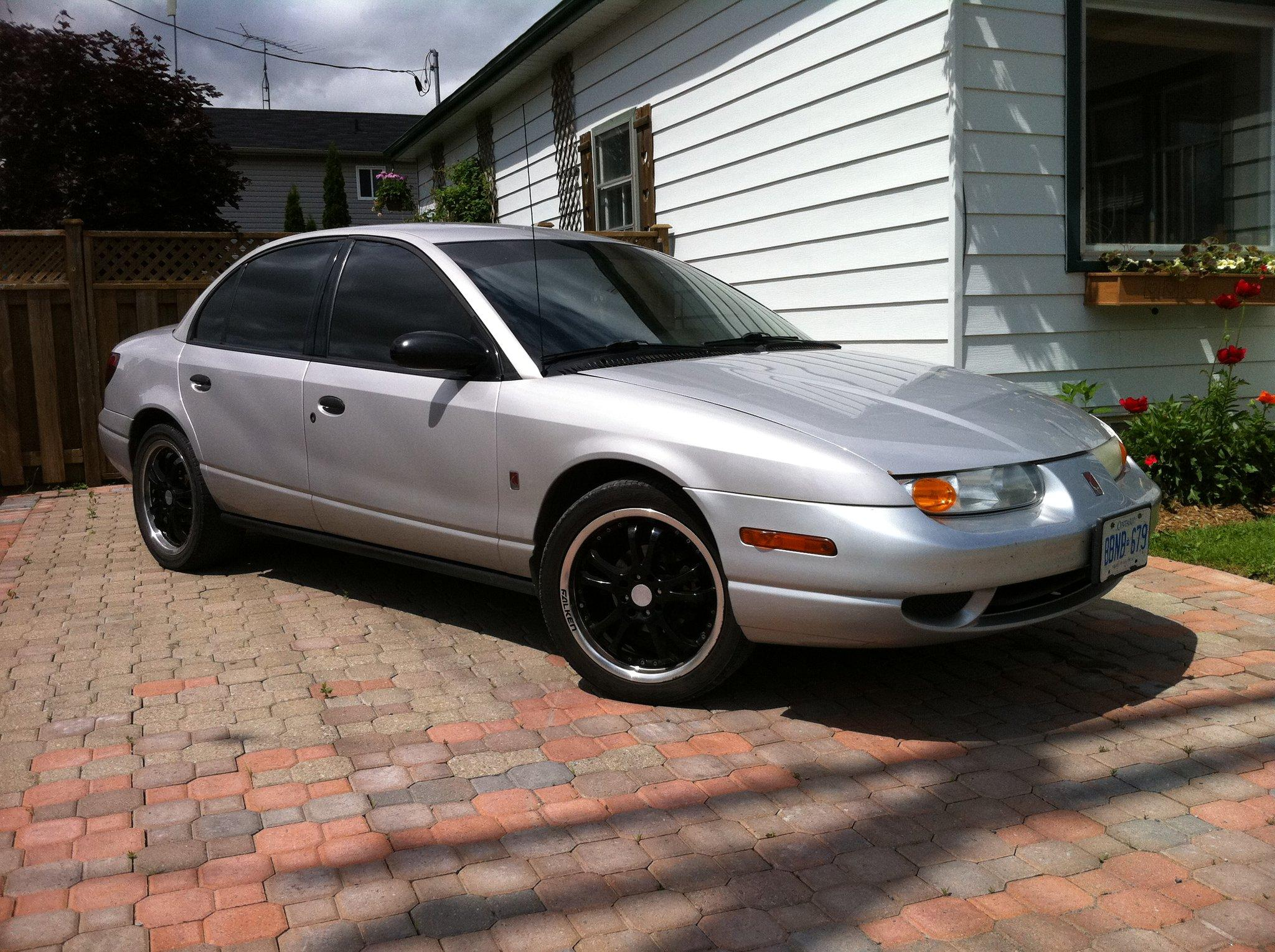 Luck27 2001 Saturn S-Series