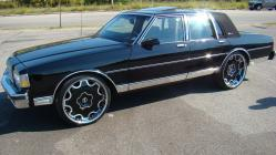 CUTLASSONDAVINSs 1990 Chevrolet Caprice Classic
