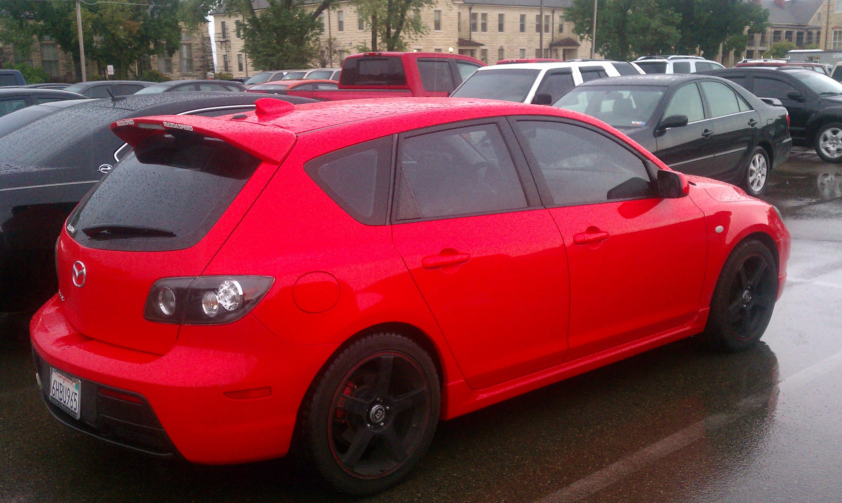 calvin nichol 2007 mazda mazda3mazdaspeed3 grand touring hatchback 4d specs photos. Black Bedroom Furniture Sets. Home Design Ideas