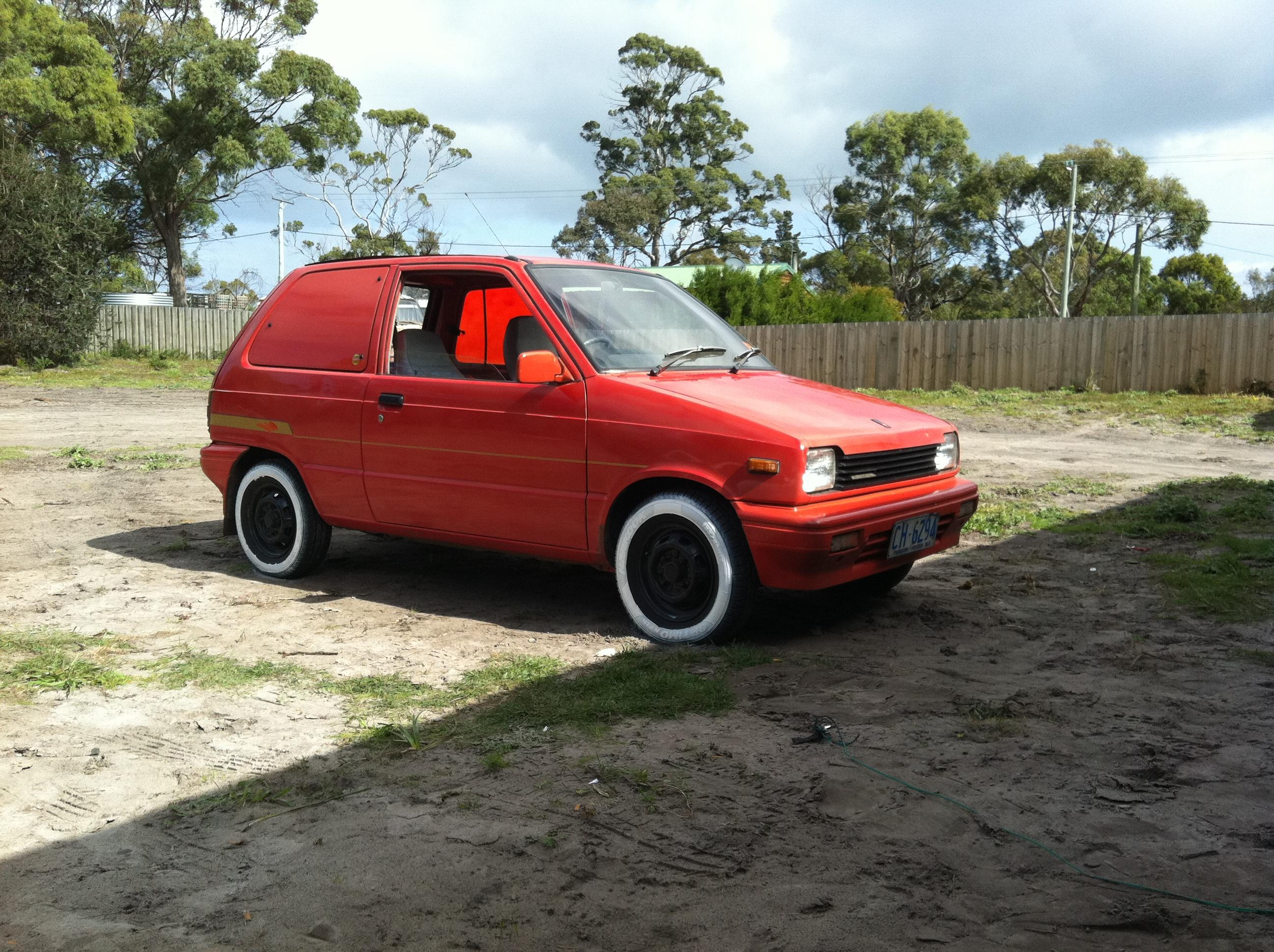 Another jimworm 1986 Suzuki Alto post... - 15311411