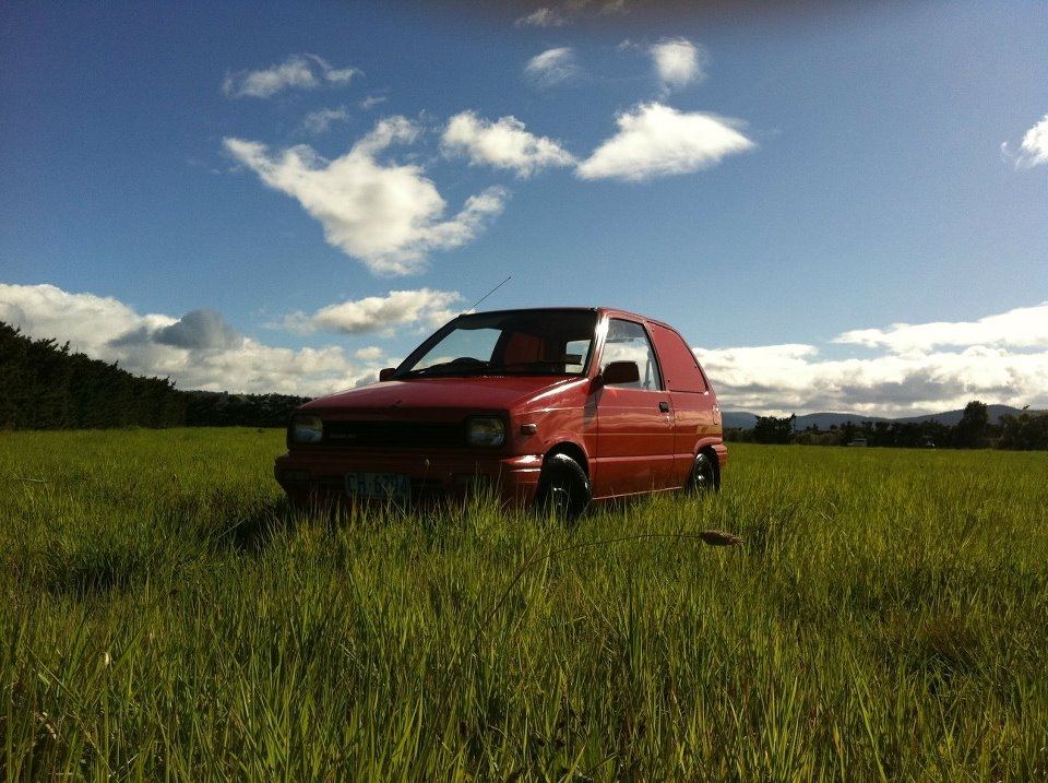 Another jimworm 1986 Suzuki Alto post... - 15311423