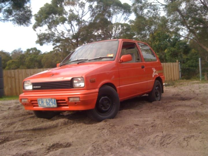 Another jimworm 1986 Suzuki Alto post... - 15311424