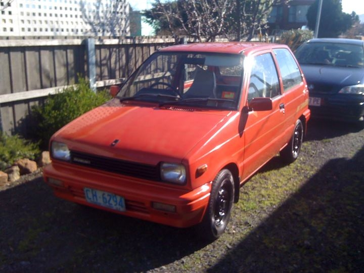 Another jimworm 1986 Suzuki Alto post... - 15311425
