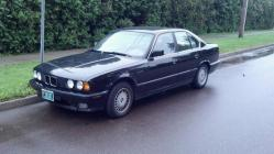 itslowell 1992 BMW 5 Series