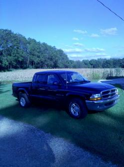 Andrewjfranciscos 2002 Dodge Dakota Quad Cab
