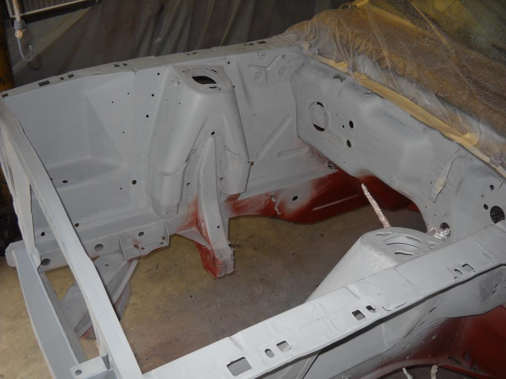 Another Couped-up 1968 Ford Mustang post... - 15317397