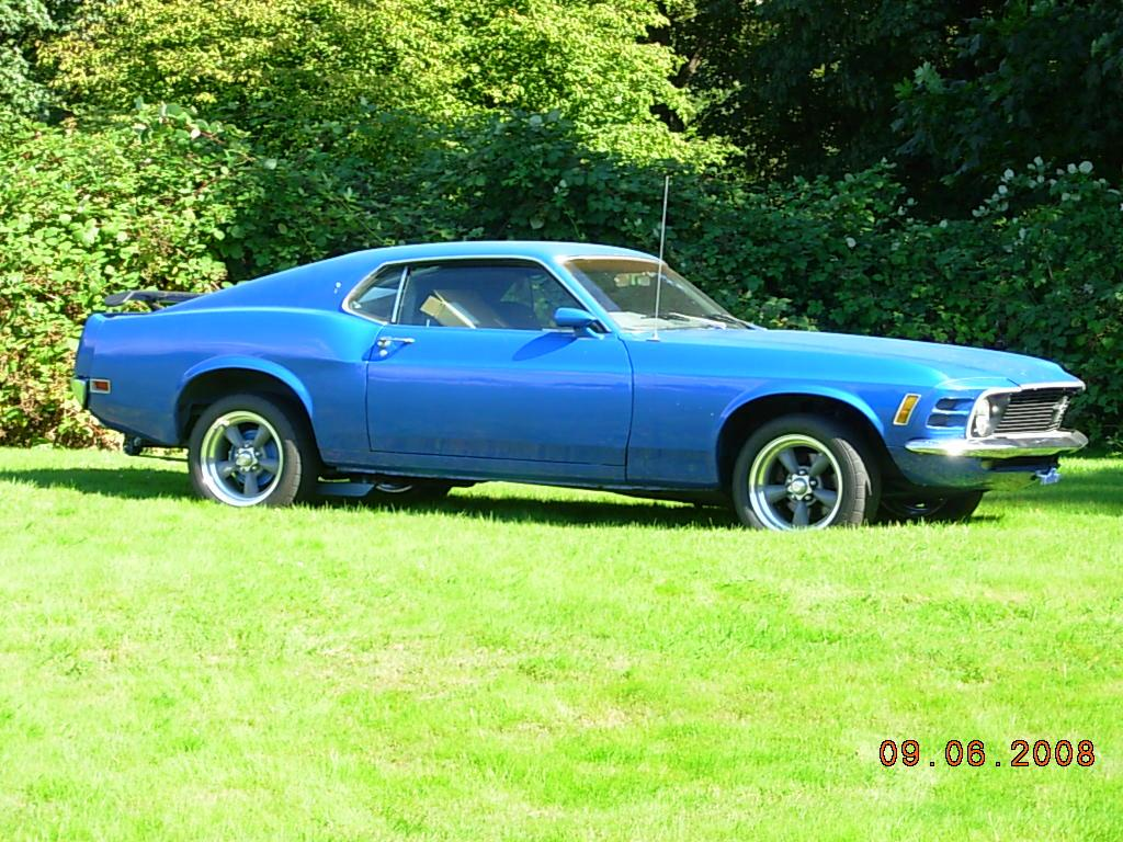 Another Couped-up 1970 Ford Mustang post... - 15313035