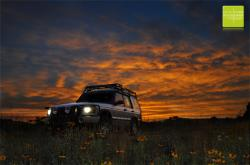 fotogr4 2004 Land Rover Discovery Series II