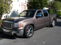 earlholland22 2007 GMC 1500 Club Coupe