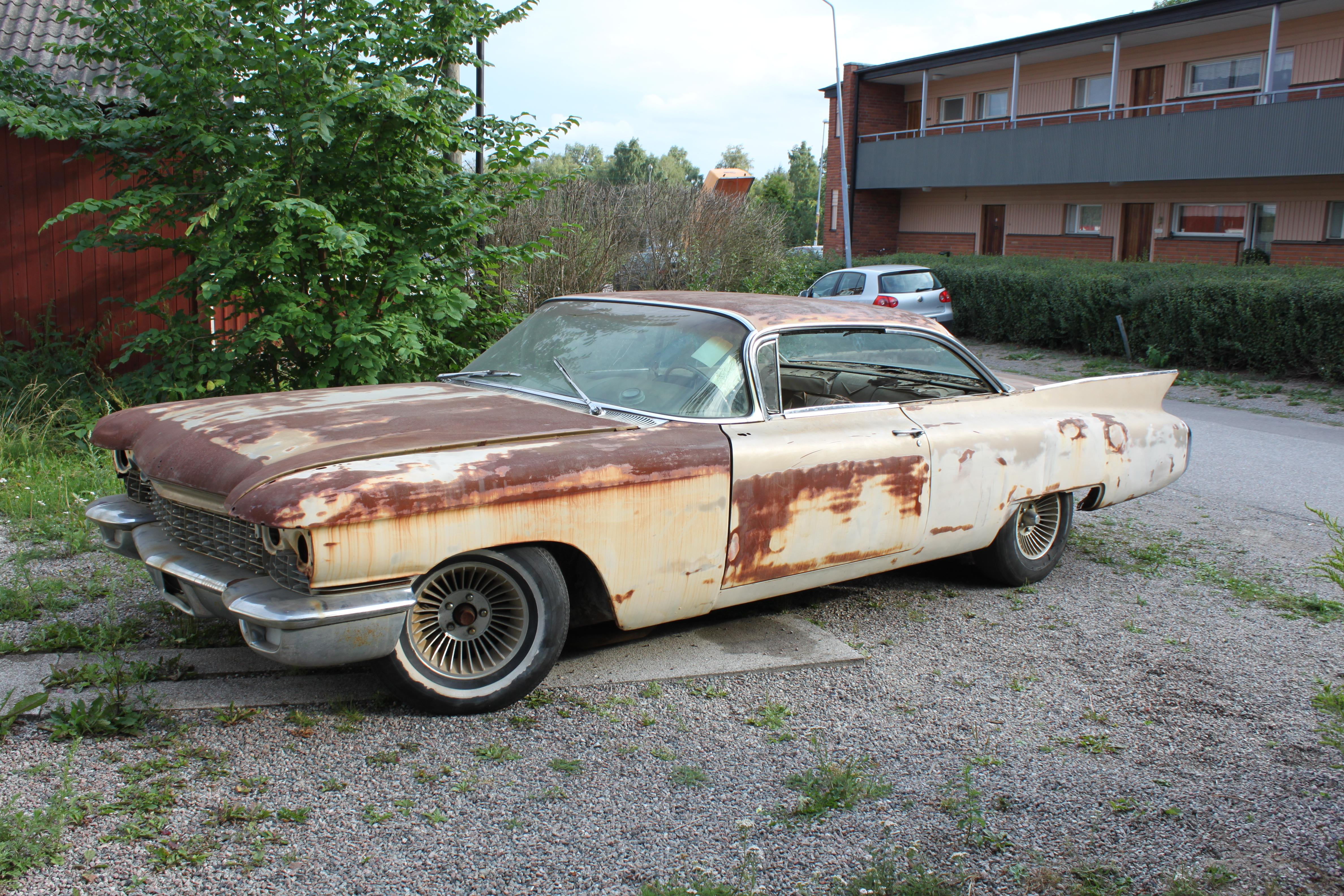 Spam1973 1960 Cadillac Deville Specs Photos Modification Info At
