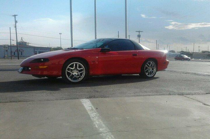 Another lilcadena 1995 Chevrolet Camaro post... - 15314320