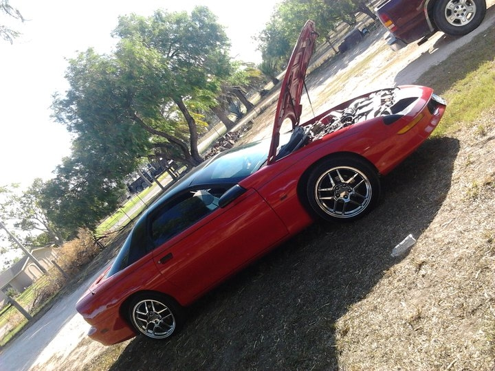Another lilcadena 1995 Chevrolet Camaro post... - 15314349