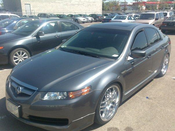 changster2004 2006 Acura TL