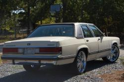 67481 1989 Mercury Grand Marquis