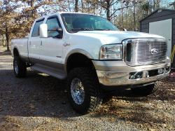 lucaseberry 2006 Ford F350 Super Duty Crew Cab