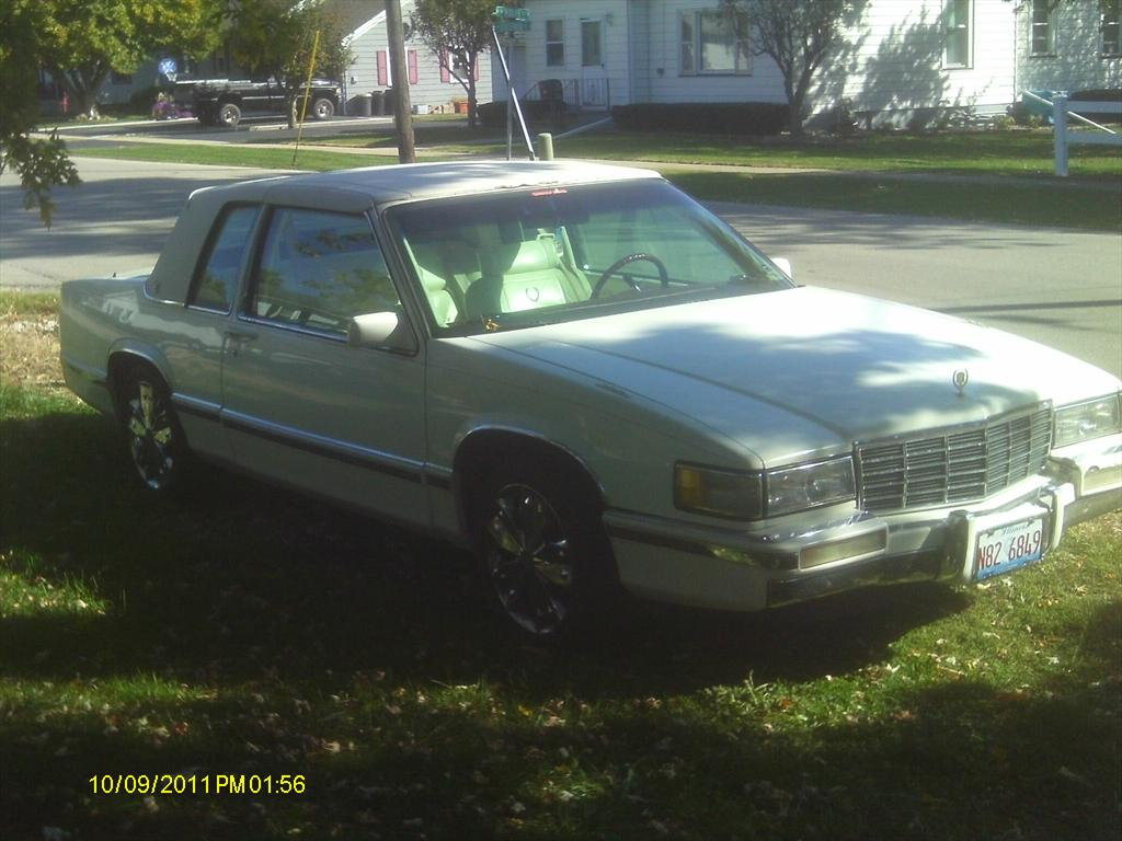 dred81487 1991 Cadillac DeVille