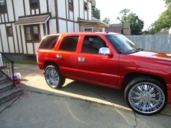 Bicbois 2004 Chevrolet Tahoe