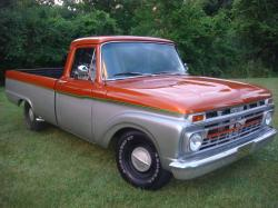 1966 Ford F150 Regular Cab