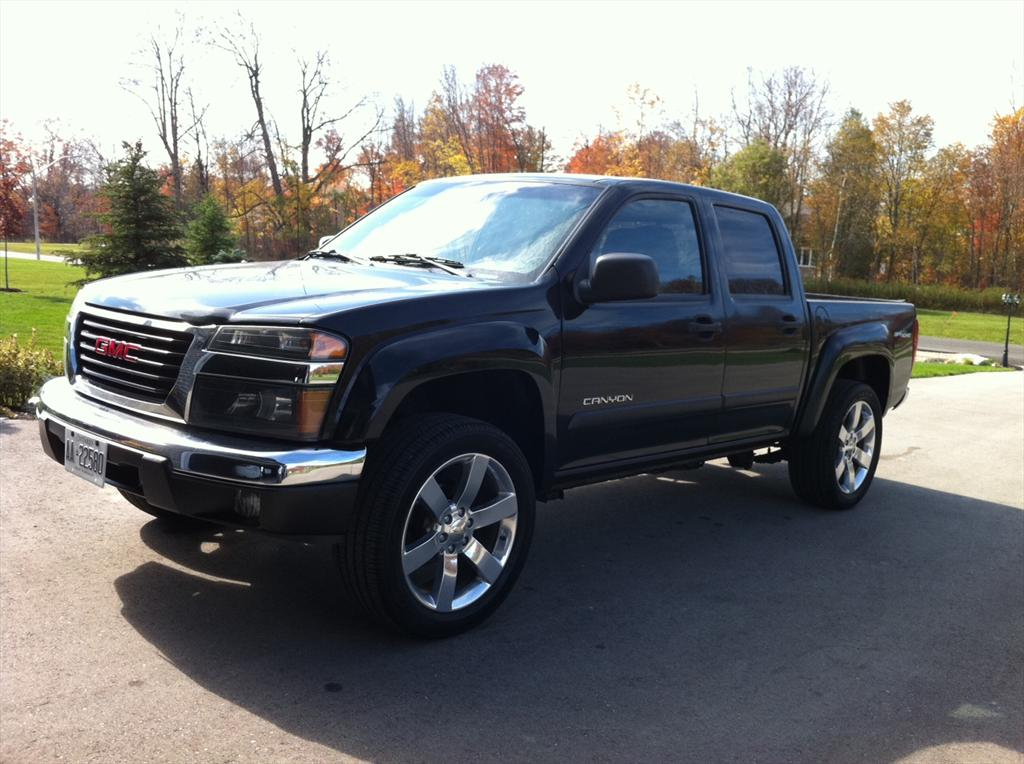 checo 2004 gmc canyon crew cabsle pickup 4d 5 ft specs photos modification info at cardomain. Black Bedroom Furniture Sets. Home Design Ideas