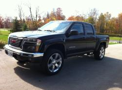 checos 2004 GMC Canyon Crew Cab