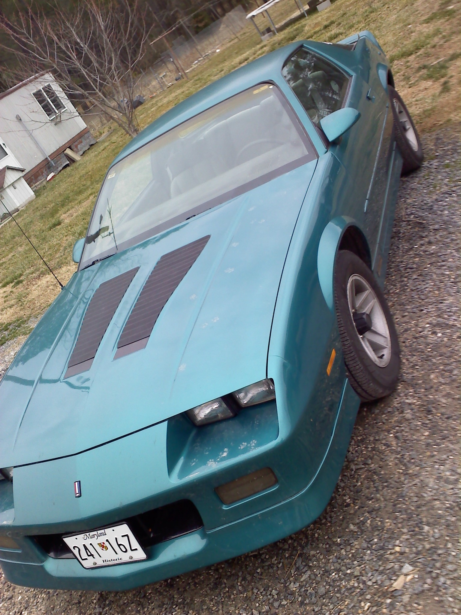 Another dick1995 1987 Chevrolet Camaro post... - 15328634