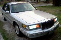 TERKODEAMADRE979 1996 Lincoln Town Car