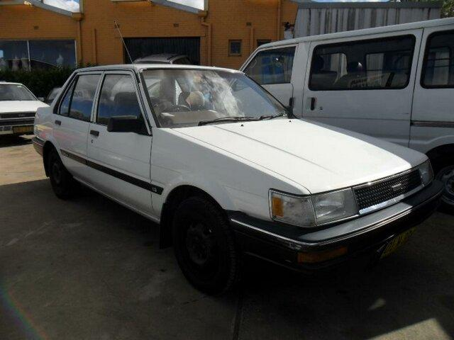 smiges 1988 Toyota Corolla