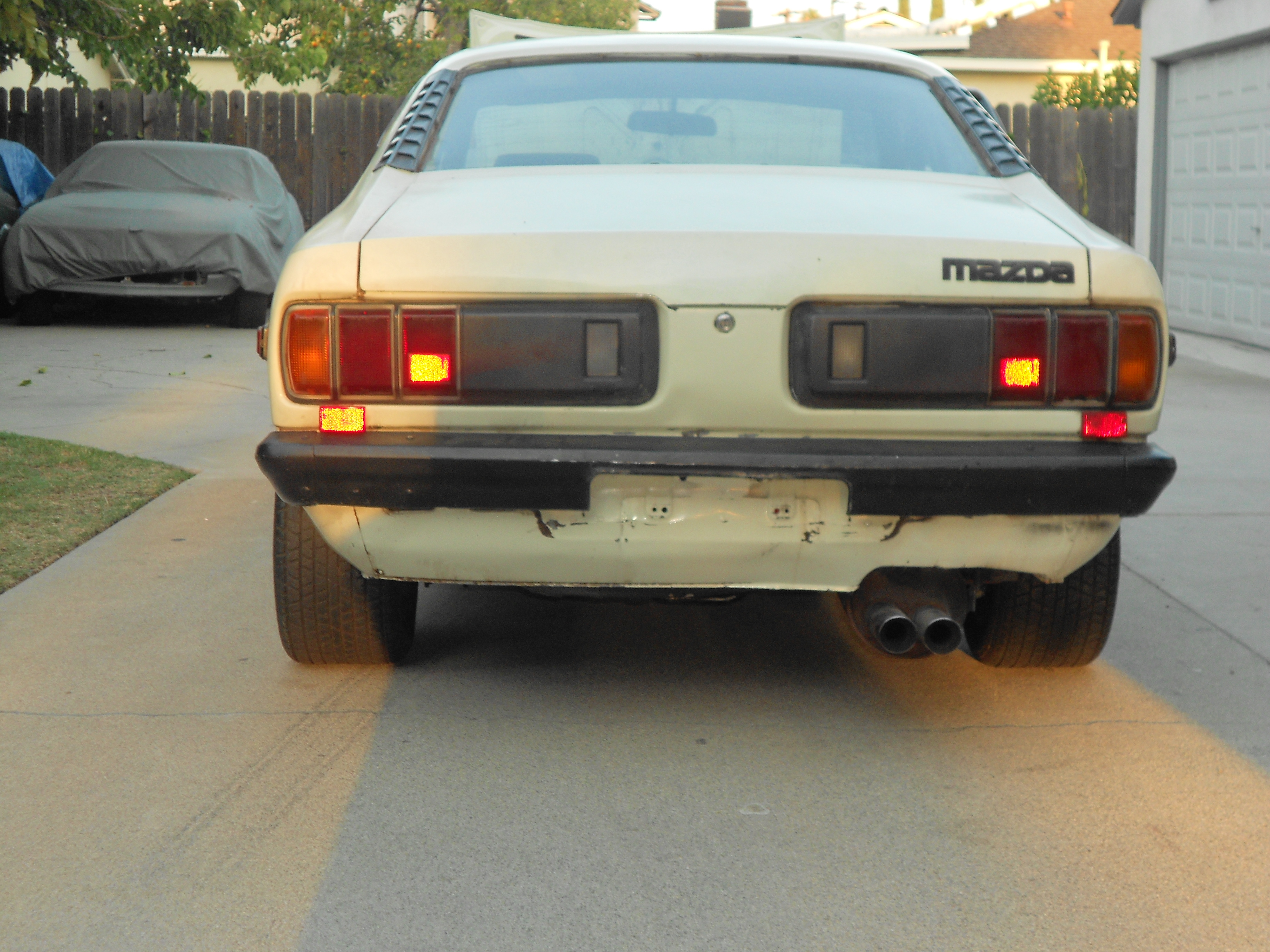 Oracles 1972 Mazda RX-3 Specs, Photos, Modification Info at