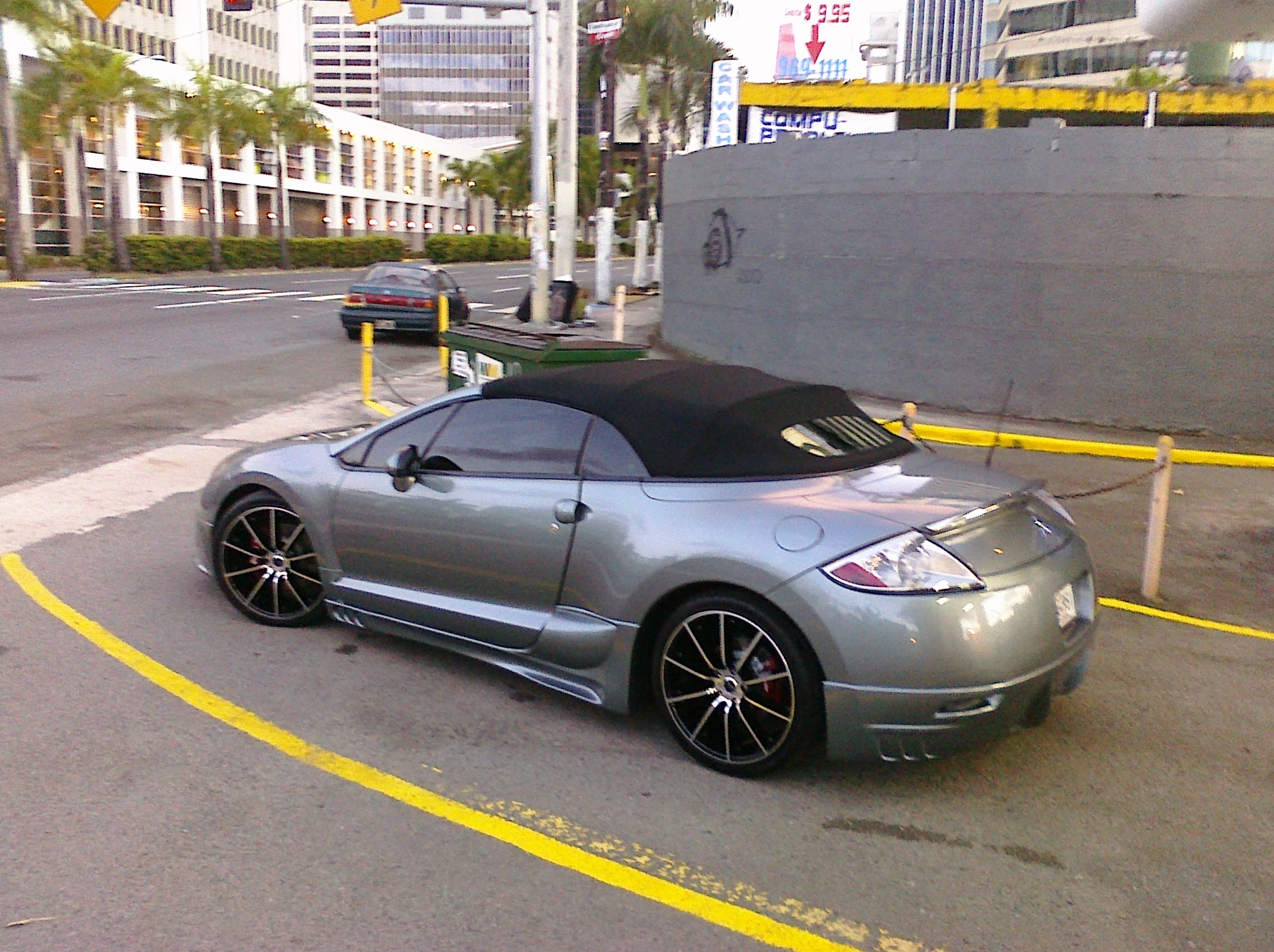 mitsubishi il eclipse for vehicle in richmond sale image img spyder