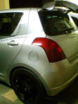 johnsergio 2007 Suzuki Swift