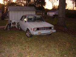 OutskirtsCustomss 1981 Volkswagen Rabbit
