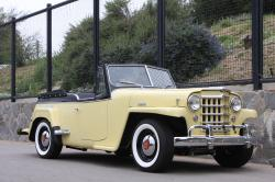 ICON4x4Design 1951 Willys Jeepster